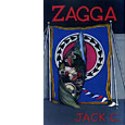 Cover for 'Zagga' by Jack Coulthard